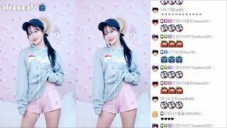 박민정♡ 뿜뿜 진짜 싹시한 춤 맞다니까!? 나 연습 했다니까? ㅇㅈ?