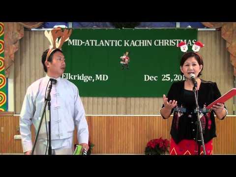 15th Mid-Atlantic Kachin Christmas ( Mani Hpajau )