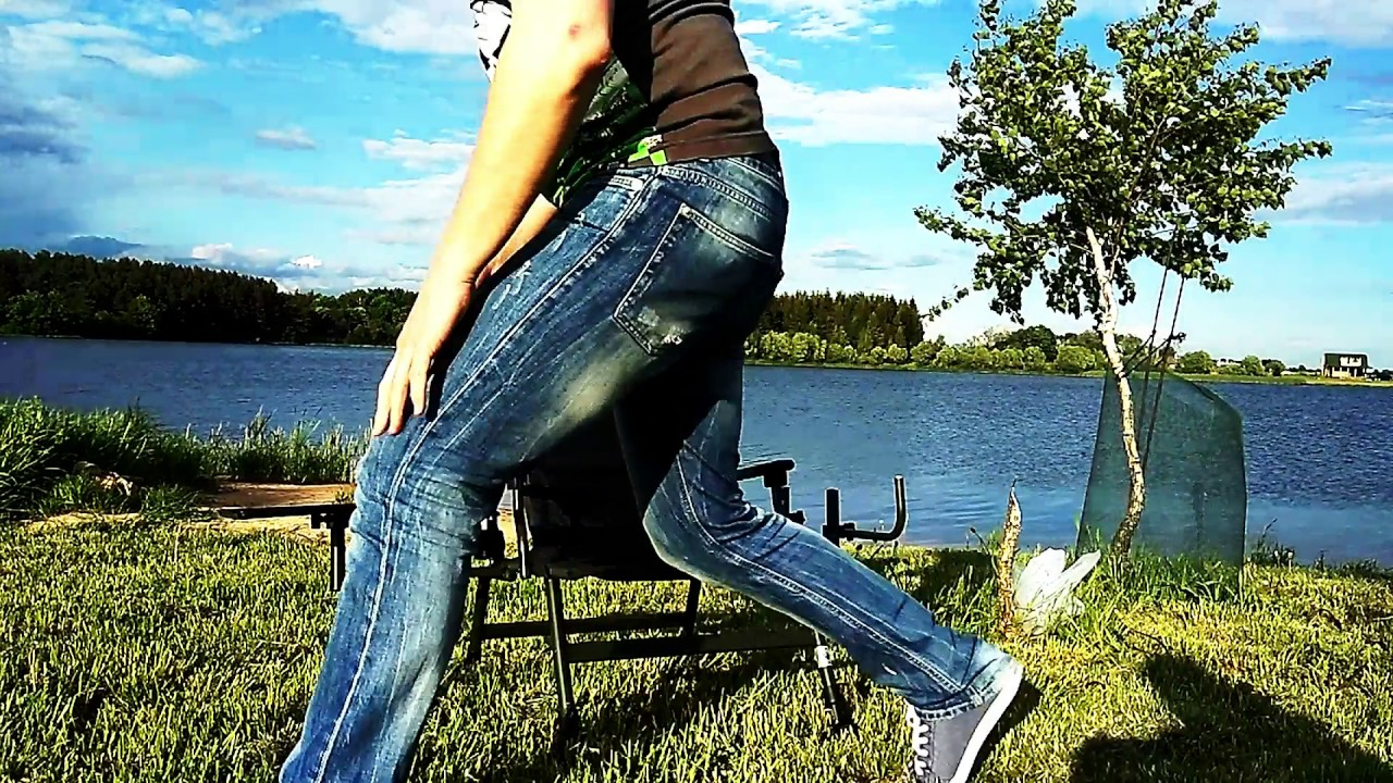 Fishing Chair Cuzo Natural Gear Diem Youtube