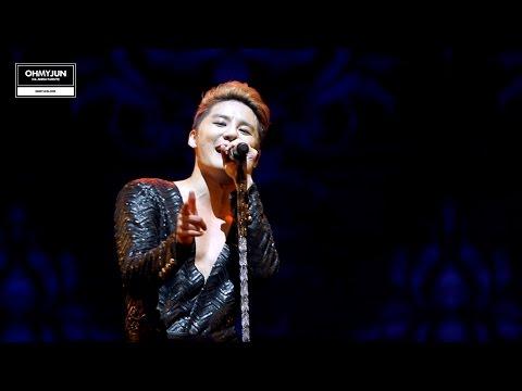 160730 XIA XIGNATURE CONCERT in Shanghai 김준수 - TONIGHT