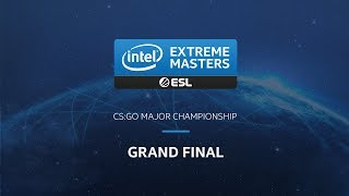 CS:GO - GRAND FINAL - IEM Katowice 2019 Champions Stage