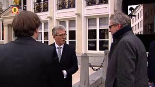Wim van de Donk bezoekt hotel De Draak in Bergen op Zoom