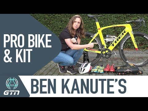 Ben Kanute's Trek Madone Pro Bike and Kit
