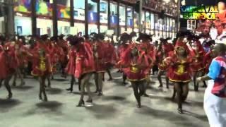 União do Parque Curicica 2014 - Desfile oficial (01/03/2014)
