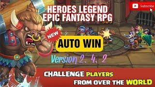 ✅ [HEROES LEGEND] MOD - AUTO WIN 👍 Version 2.4.2 screenshot 3