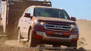 2018 Ford Everest Extreme OFFROAD - Water Crossing and Wading Test