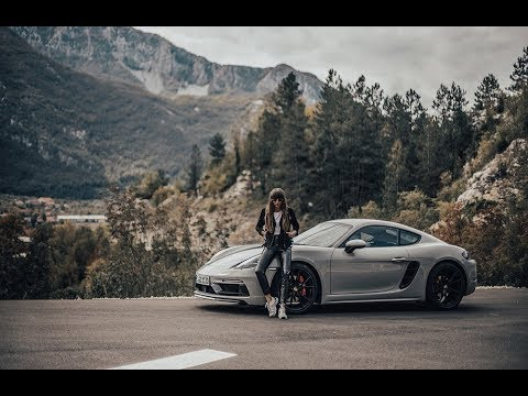 Porsche Lifestyle Driving Event Montenegro highlights film