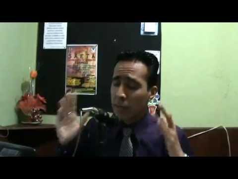 Luminares en el Mundo en vivo en Radio Unción Tampico, Tamaulipas, México. PARTE1