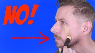 Download lagu HOW TO REALLY USE A FOUNDATION BRUSH - ITS NOT HOW YOU THINK!