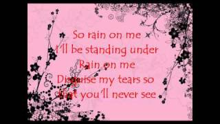 Cheryl Cole - Rain On Me (With Lyrics)