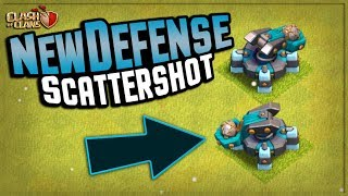 NEW DEFENSE REVEALED!  SCATTERSHOT - TOWN HALL 13 WINTER 2019 UPDATE SNEAK PEEK