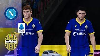 STREAMING - Napoli Vs Hellas Verona 8° Giornata Serie A