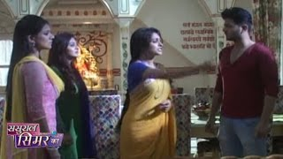 Sasural Simar Ka 11th August 2015 EPISODE | Simar COMES HOME