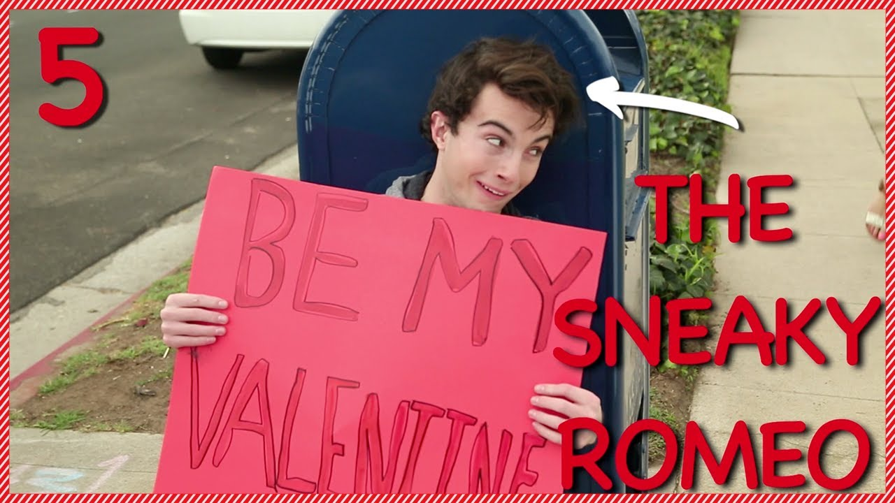 5 Worst Ways To Ask Out Your Valentine With Meghan Rosette And Noland Ammon    YouTube