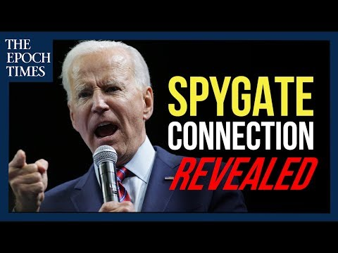 Spygate Connection Revealed In Impeachment Inquiry