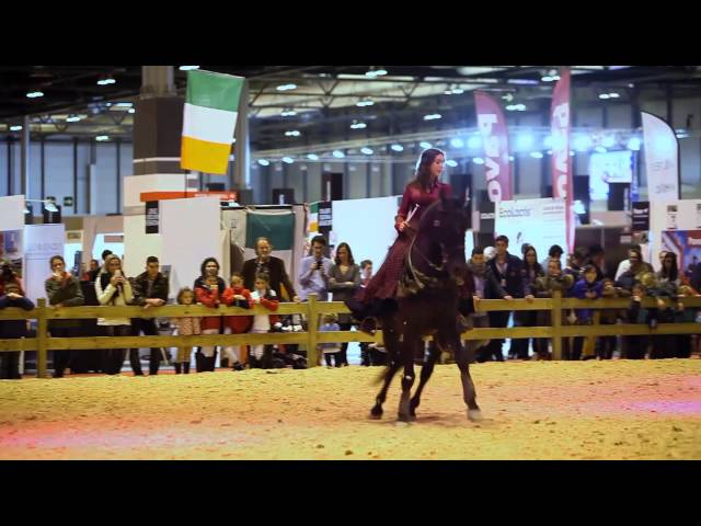 Highlights of Madrid Horse Week 2014