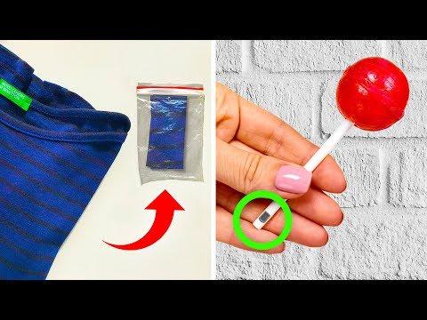 32 тайных свойства самых обычных предметов
