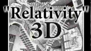 Escher 3d Relativity