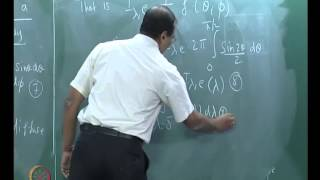 Mod-01 Lec-03 Solid angle, spectral radiation intensity