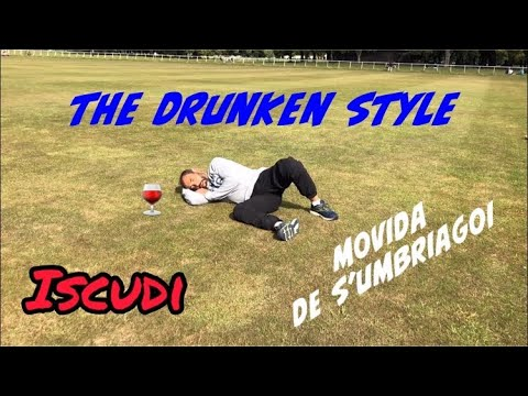 RELAXING WITH THE DRUNKEN STYLE/L'UBRIACONE