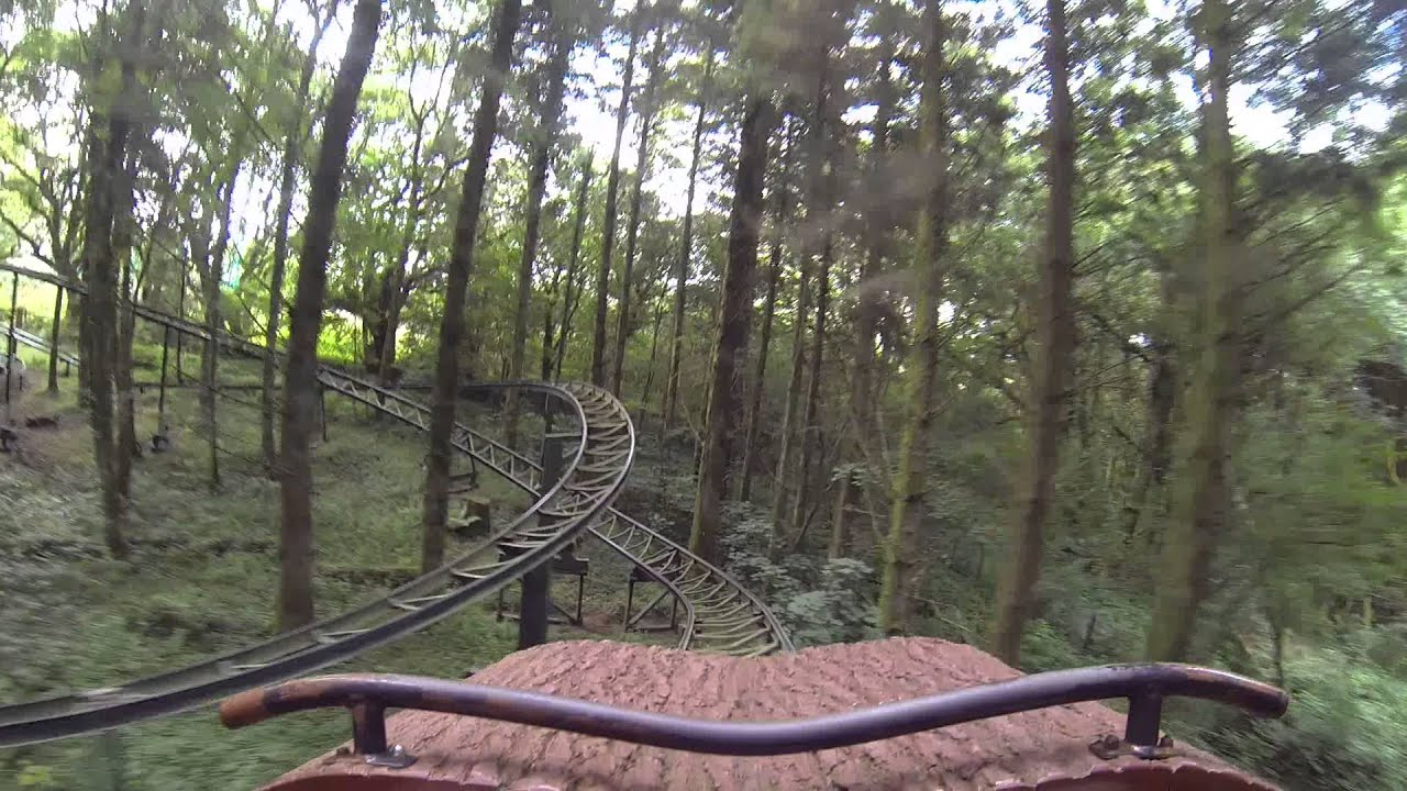 Treetops Oakwood Hd On Ride Pov Youtube