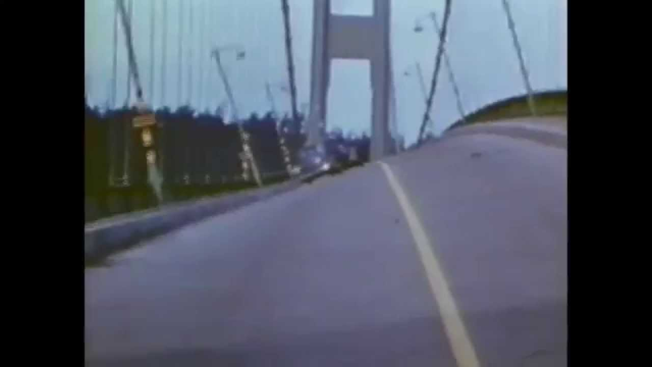galloping gertie the tacoma bridge youtube