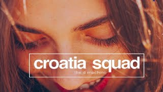 Croatia Squad The D Machine Short Mix