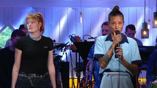 Icona Pop - Not too young - Så mycket bättre (TV4)