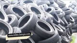 Part Worn / Used Tyres in Germany for Export