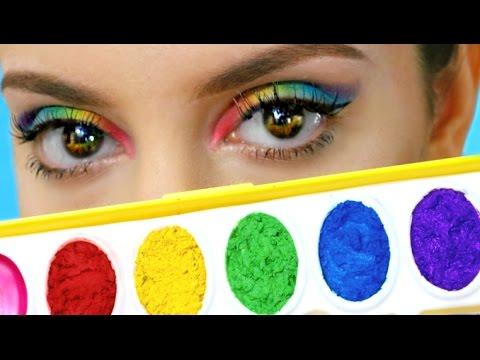 DIY Weird Back To School Beauty Supplies!