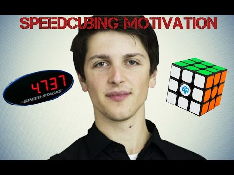 Speedcubing Motivation