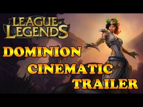 League Of Legends - Dominion Cinematic Trailer HD (Fixed Audio) - LegendOfGamer