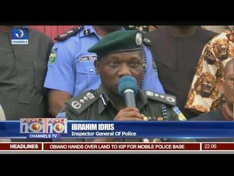 Police Arrest 8 Suspects Over Lagos School Kidnap