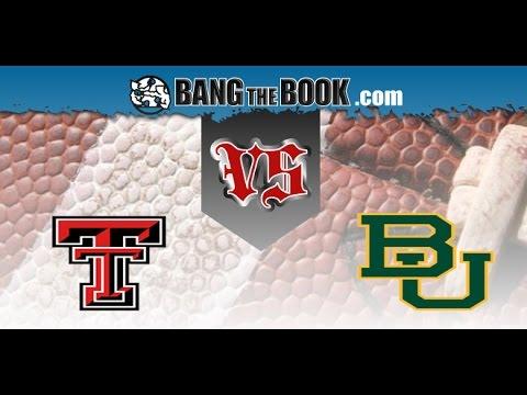 2015-10-03 Texas Tech vs No. 5  Baylor No Huddle