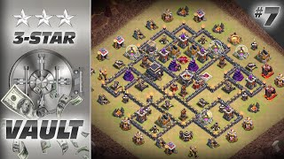 3-Star Vault #7: How to Beat Popular TH9 Base