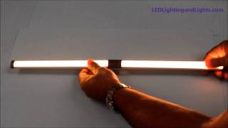 Led Under Cabinet Strip Light - Installation