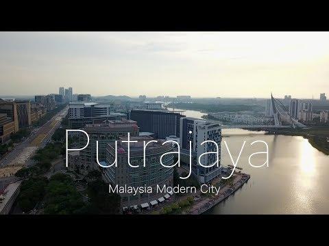 Putrajaya - Malaysia Modern City