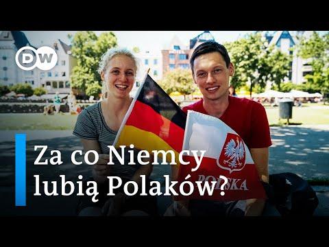 Za co Niemcy lubią Polaków?
