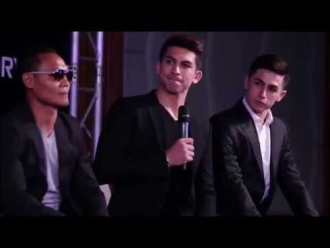 GLORY Bangkok - Live cam - Press Conference