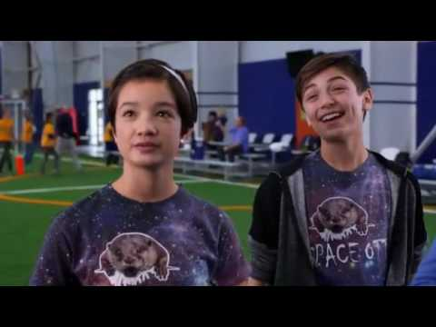 Andi Mack - Terms of Embarrassment - Bowie Meets Cyrus and Jonah - CLIP