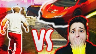 Gambar cover Runners VS  Zentorno GTA 5 Online ქართულად Geo Zaxid   Ubralod Noobi