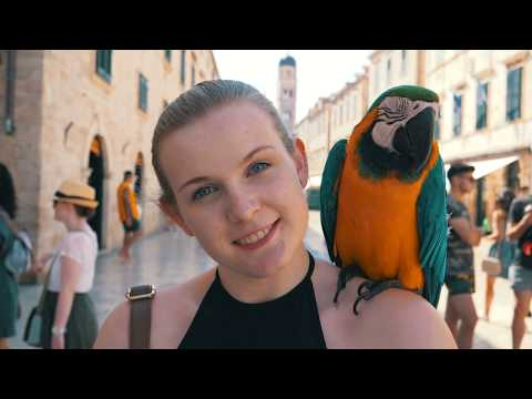 CROATIA - Exploring Croatia in 4K [ULTRA EUROPE 2017]