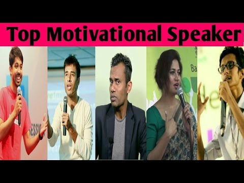 Top Motivational Speaker of Bangladesh