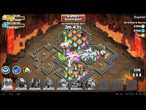 Castle Clash #29 Elite Dungeon 4 Neues Update [1080p]