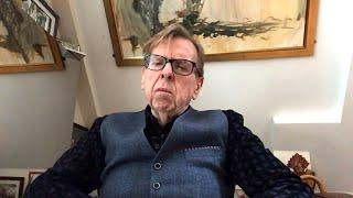 Timothy Spall explica su papel en la nueva película de Coixet, 'Nieva en Benidorm'