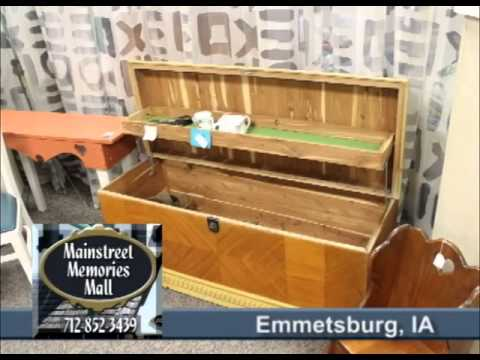 Emmetsburg Iowa's Mainstreet Memories Mall on Our Story's The Celebrities