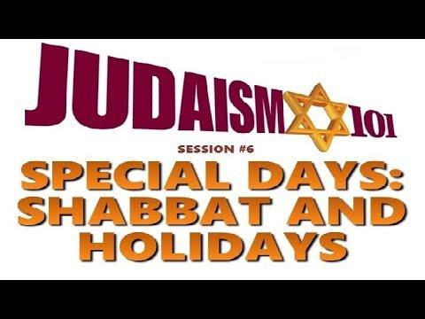 SHABBAT Sabbath and Jewish Holidays – Rabbi Michael Skobac – Jews for Judaism – Judaism 101