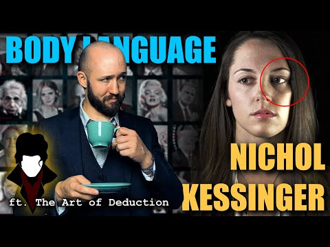 [TEASER VIDEO] Nichol Kessinger's Body Language Collaboration With The Art of Deduction