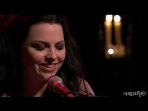 Evanescence Lithium Yahoo  Italia Sessions HD