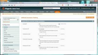 Magento Extension: Google Adwords Conversion Tracking